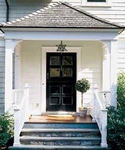 Black Door House