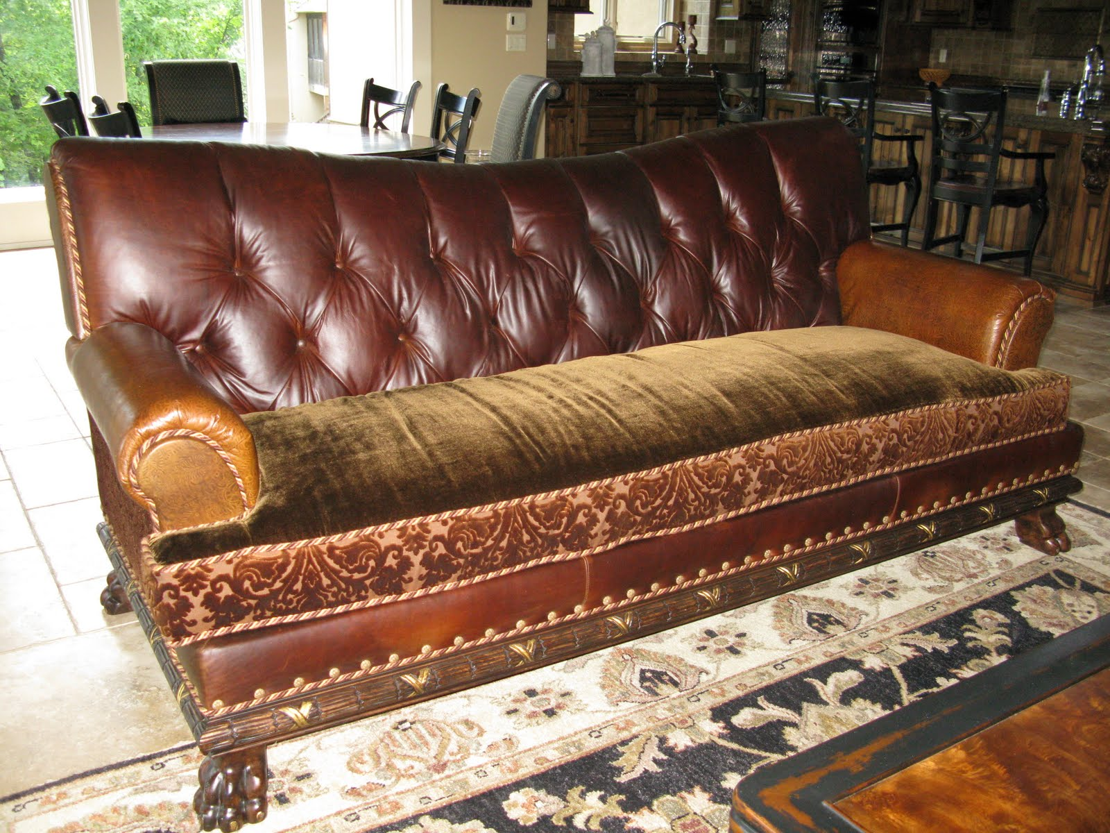 Leather And Velvet Sofa Sofas Wonderful Chesterfield Chair Grey