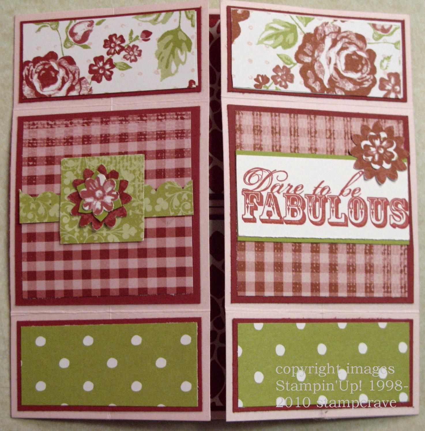 stampcrave never ending card