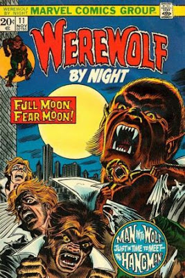 Werewolf by Night - Mike Ploog