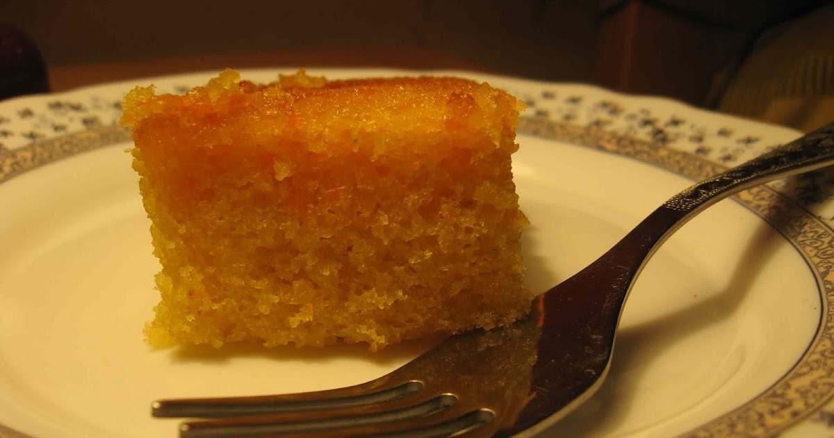 Carrot Cake No Butter