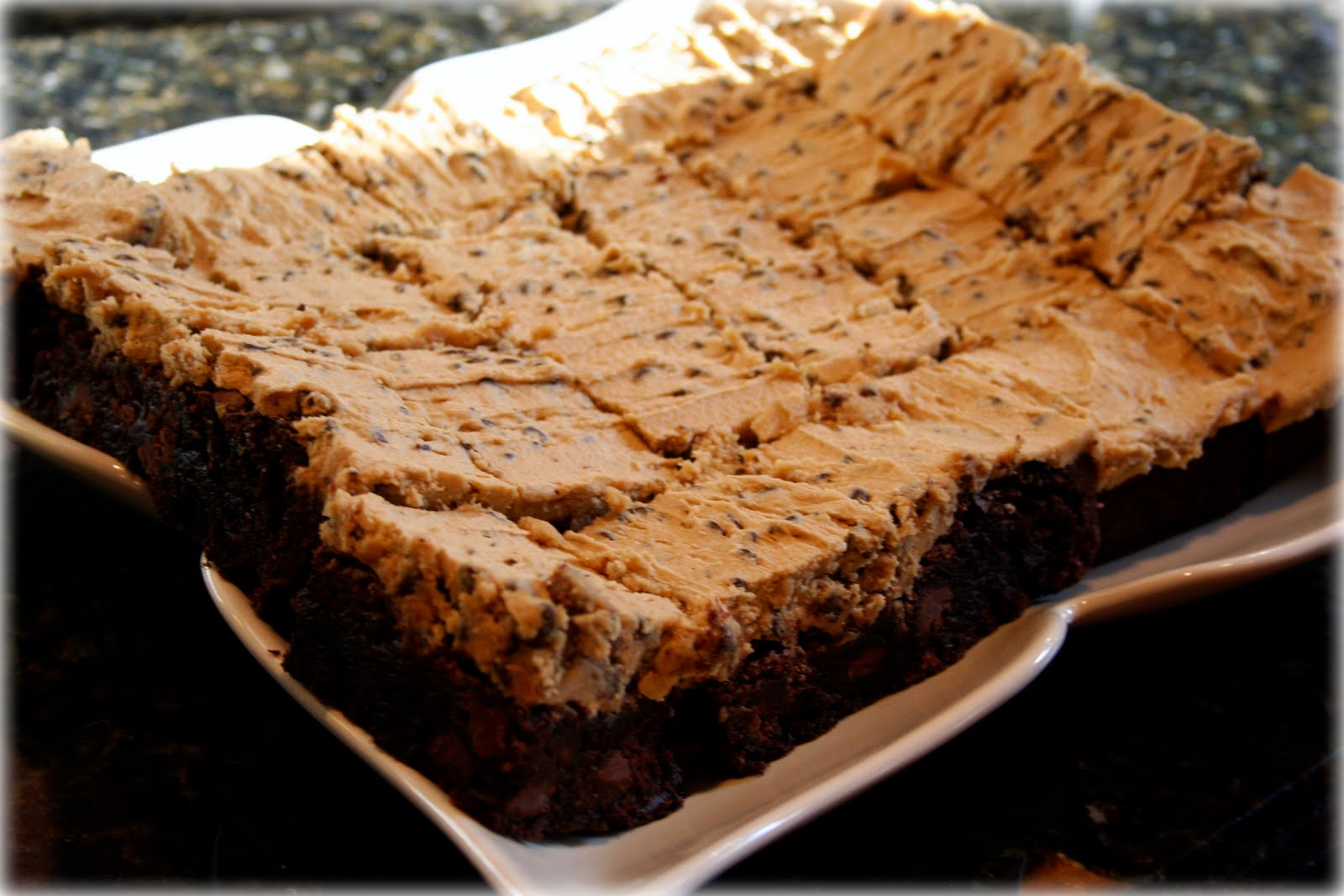 Chocolate Chip Cookie Dough Brownie Recipe - Home Stories ...