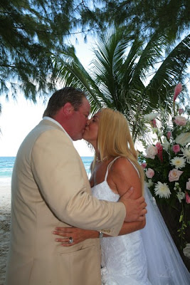 Destination Wedding in Barbados of Danielle Cormier and Mike Doiron