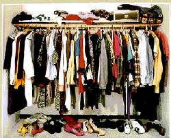 Ahndea May Dirty Closet Clean It Out