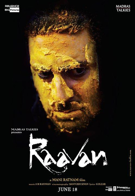 Raavan Movie Posters 2
