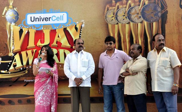 Vijay TV's annual awards 2010 Rasigan Express  stills-3
