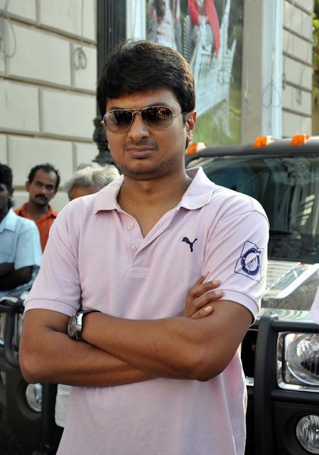 Vijay TV's annual awards 2010 Rasigan Express udhaynidhi Stalin