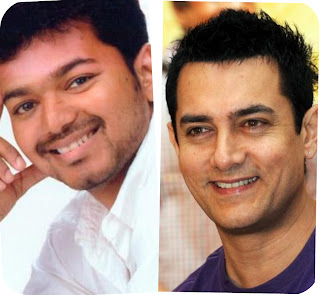 Vijay on 3 idiots remake