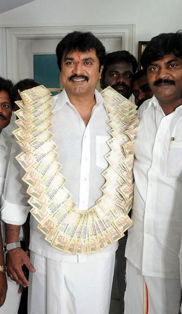 Sarathkumar turns 56 birthday stills 3
