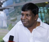 vadivelu at Endhiran Audio Launch