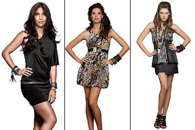 06d7fee2b Moda Cia das amigas  Coleção Ivete Sangalo para a Riachuelo