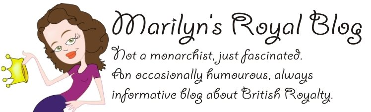 Marilyn's Royal Blog