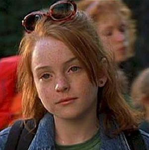 For lindsay lohan parent trap