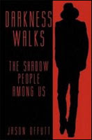 غلاف كتاب Darkness Walks