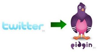 Tweeting via Pidgin on Ubuntu | TechSource