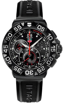 Tag Heuer Formula 1 Cah1010 Bt0717 Chronograph Watch