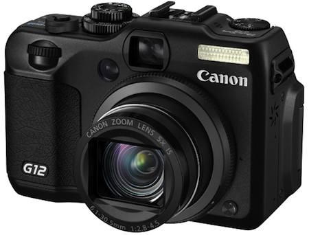 Canon PowerShot G12 Digital Camera Price and Features