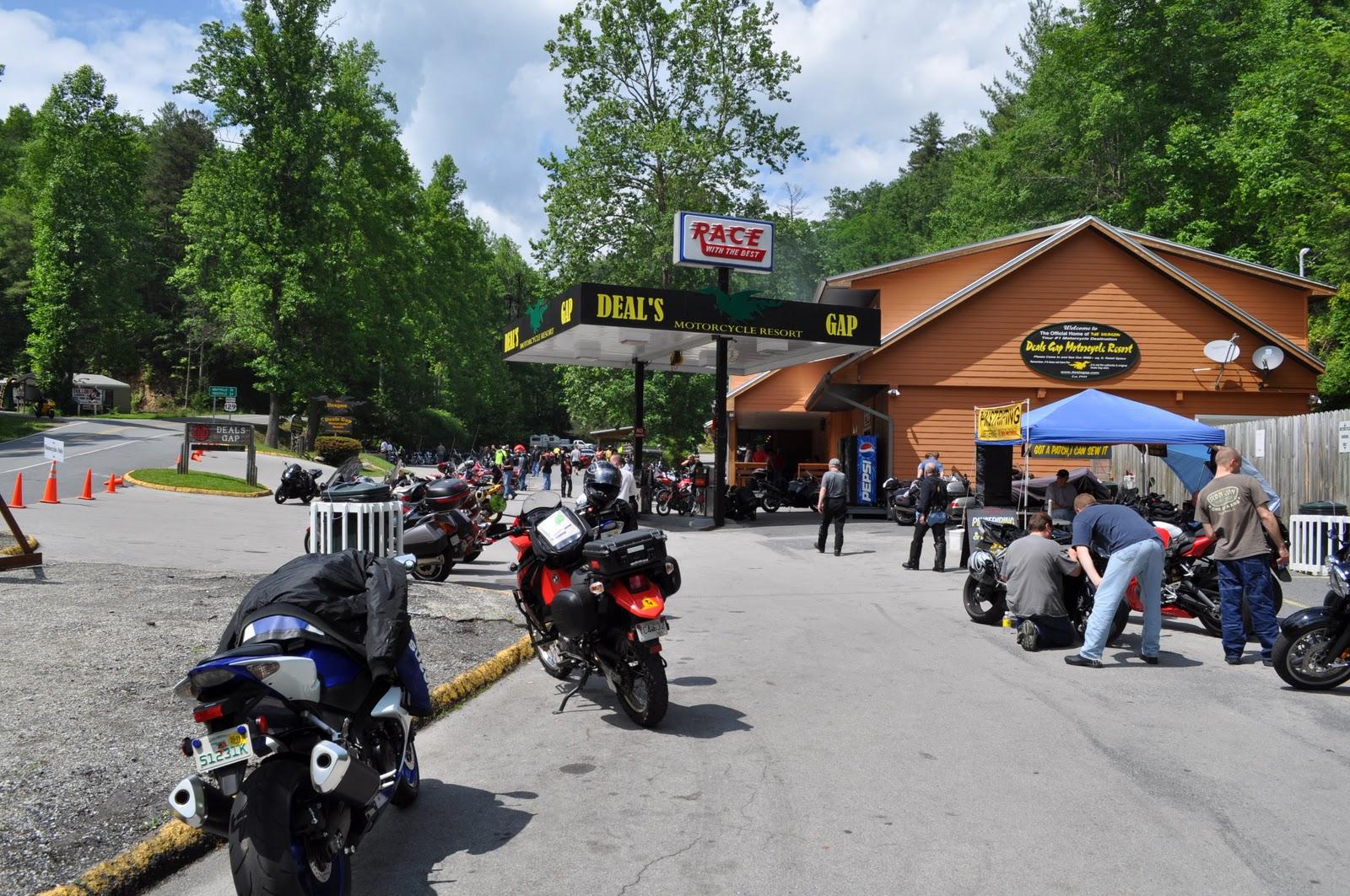 2-Wheel'in Down South: Summer Trip to Deals Gap