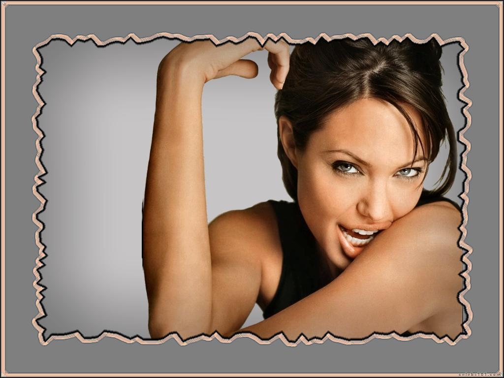 Girls Wallpaper Without Bra Angelina Jolie Hot Girl Wallpapers Biggest Super Star In