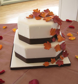 Wedding Cake Flavours And Fillings