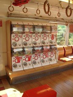 和歌山電鉄貴志川線おもちゃ電車内装①