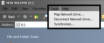 Fix Folder Options Missing