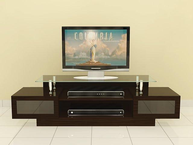 Interior Desain Produk Meja TV