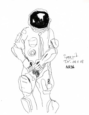 Plastic Space Suit - Pics about space