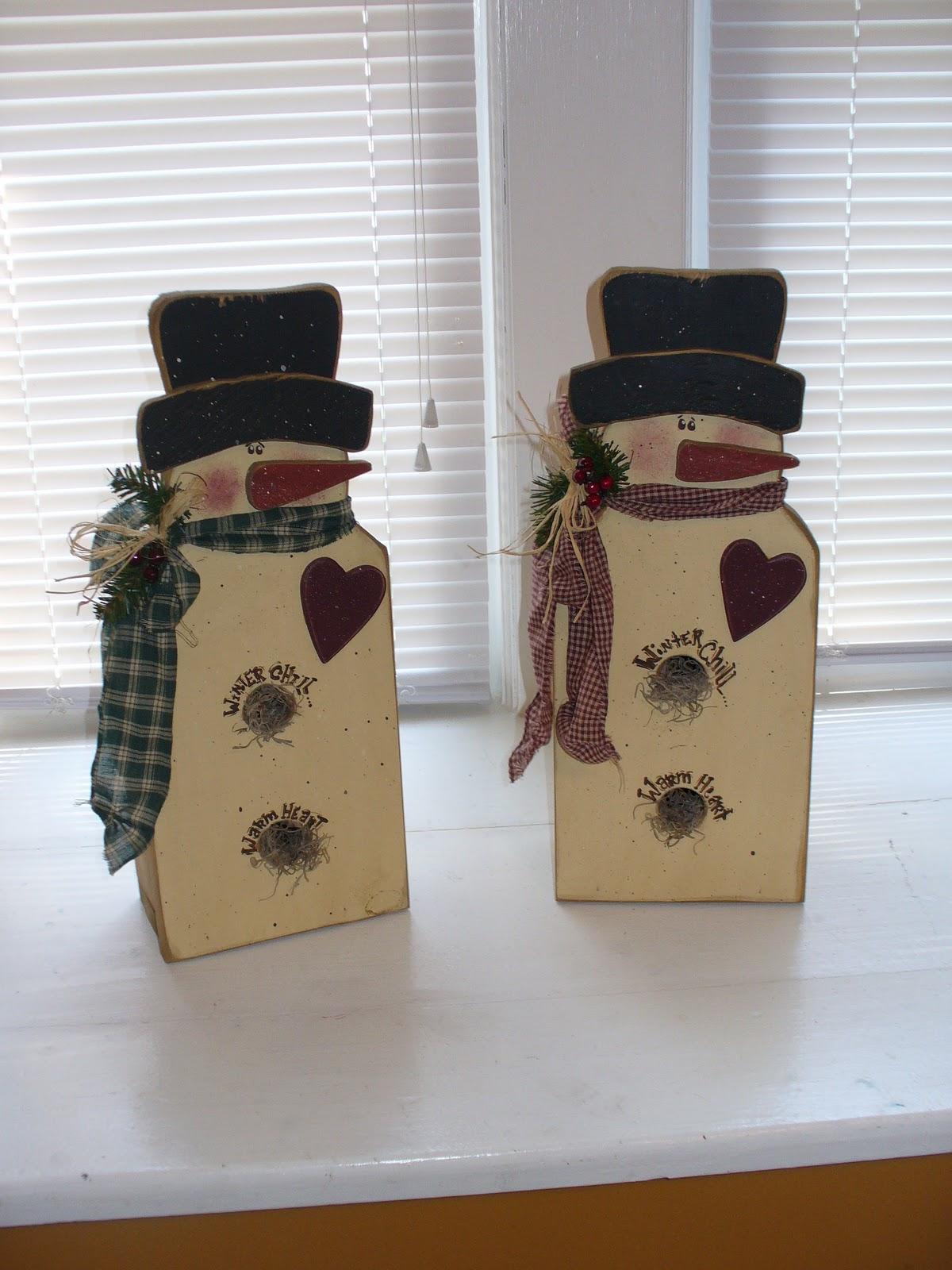 Primitive Handmade Christmas Ornaments Pinterest