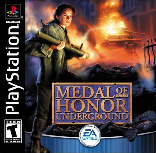 Medal of Honor Underground ? PS1