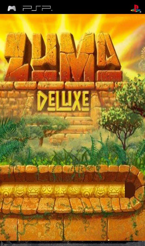 Zuma Deluxe English First Spb