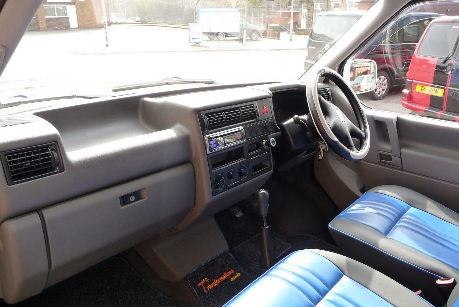 For Sale White 2001 Volkswagen Transporter T4 1 9 Td 1000