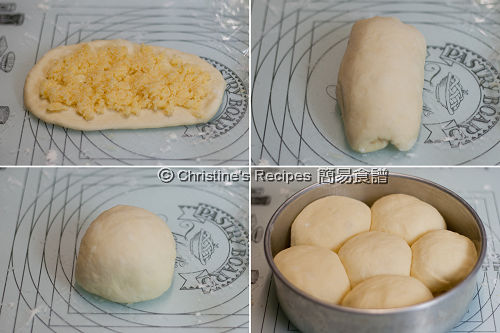 Coconut Custard Buns Procedures02
