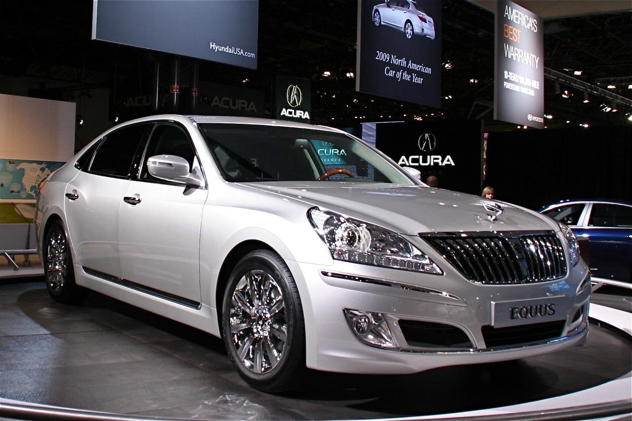 Best Car Guide Best Car Gallery Custom Hyundai Equus Design