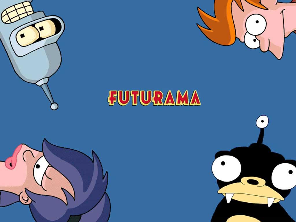 Top cartoon wallpapers futurama wallpaper - Futurama wallpaper ...