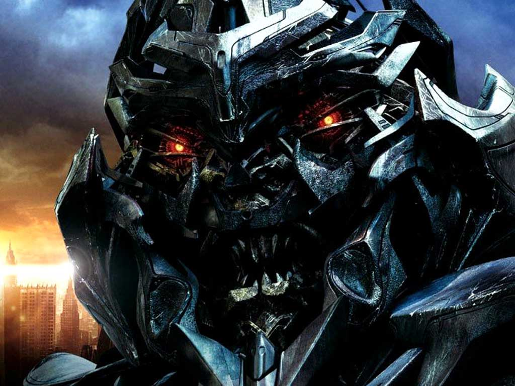 Top Cartoon Wallpapers: Transformers Megatron Wallpaper