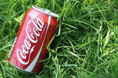 Coca Cola Green