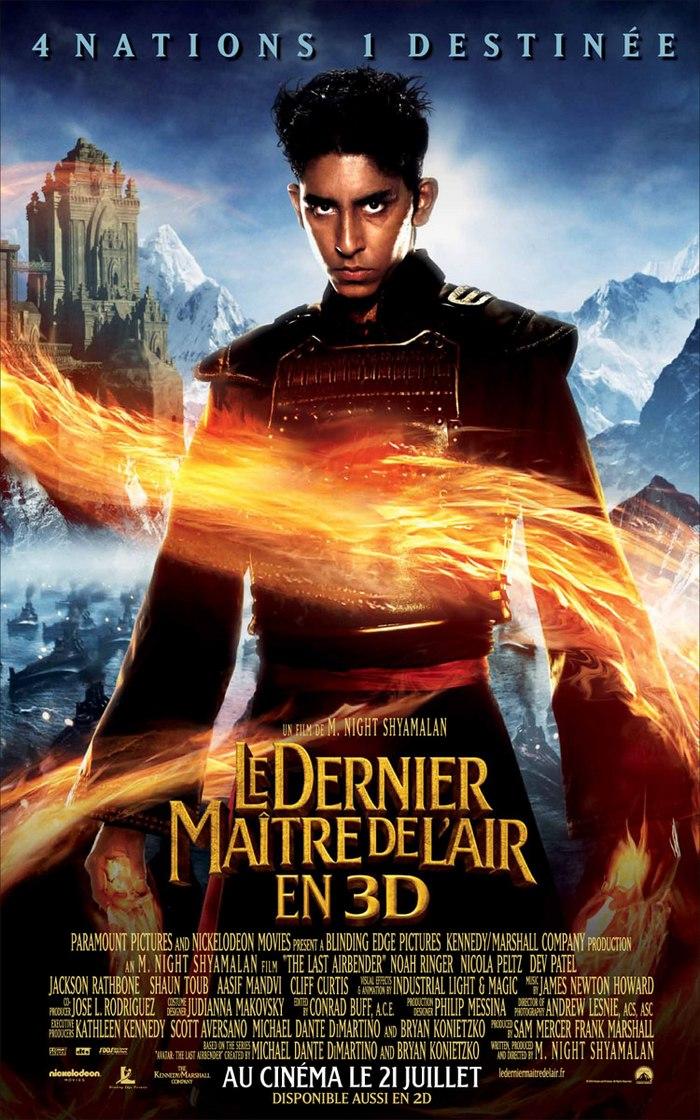 Cinemaniac The Last Airbender 2 Movie Release Date