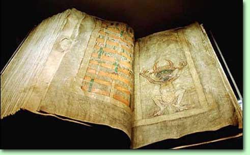 Editora lança 'A Bíblia do Diabo'