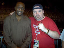 Cooney and Tommy Hearns