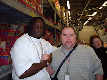 Cooney and New Orleans Saints DE Charles Grant