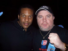 Cooney and UFC referee Herb Dean