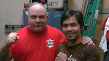 Cooney with Manny Pacquiao
