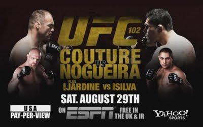 UFC 102 Live Blog