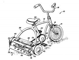 Motorcycle Reviews: Grass Cutting Bicycles