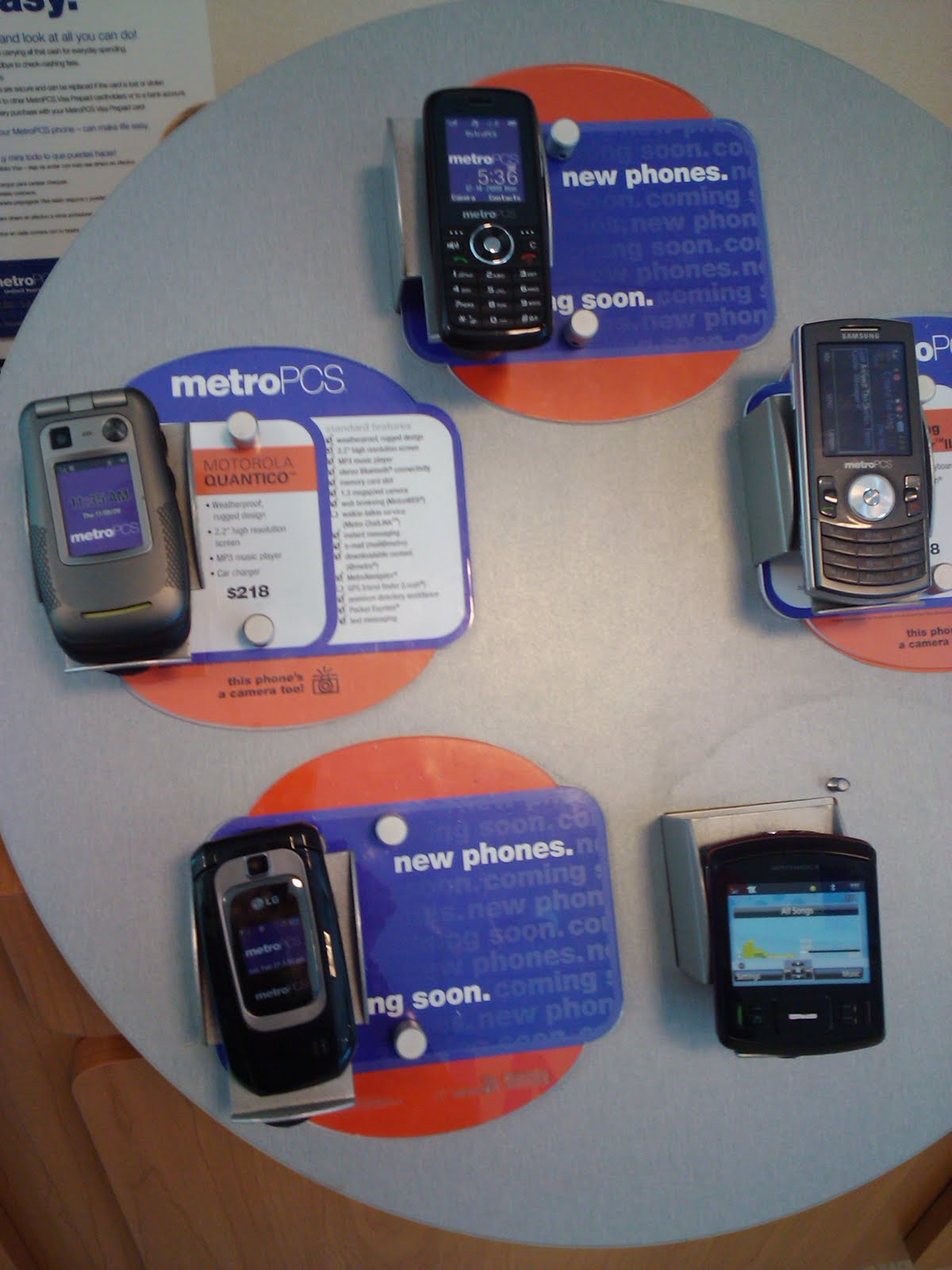 New phones for metro pcs coming soon / Free shipping code ikea