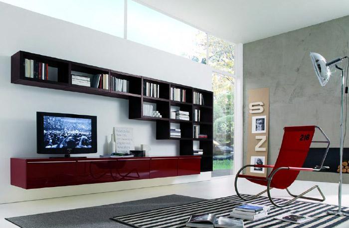 Tv Unit Decoration Ideas: MUEBLES MANDALA