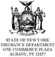 Coverage Counsel: New York State Insurance Department
