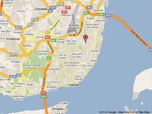 mapa chelas Paróquia de Santa Beatriz da Silva: PRECISA DOS SERVIÇOS DO CENTRO? mapa chelas