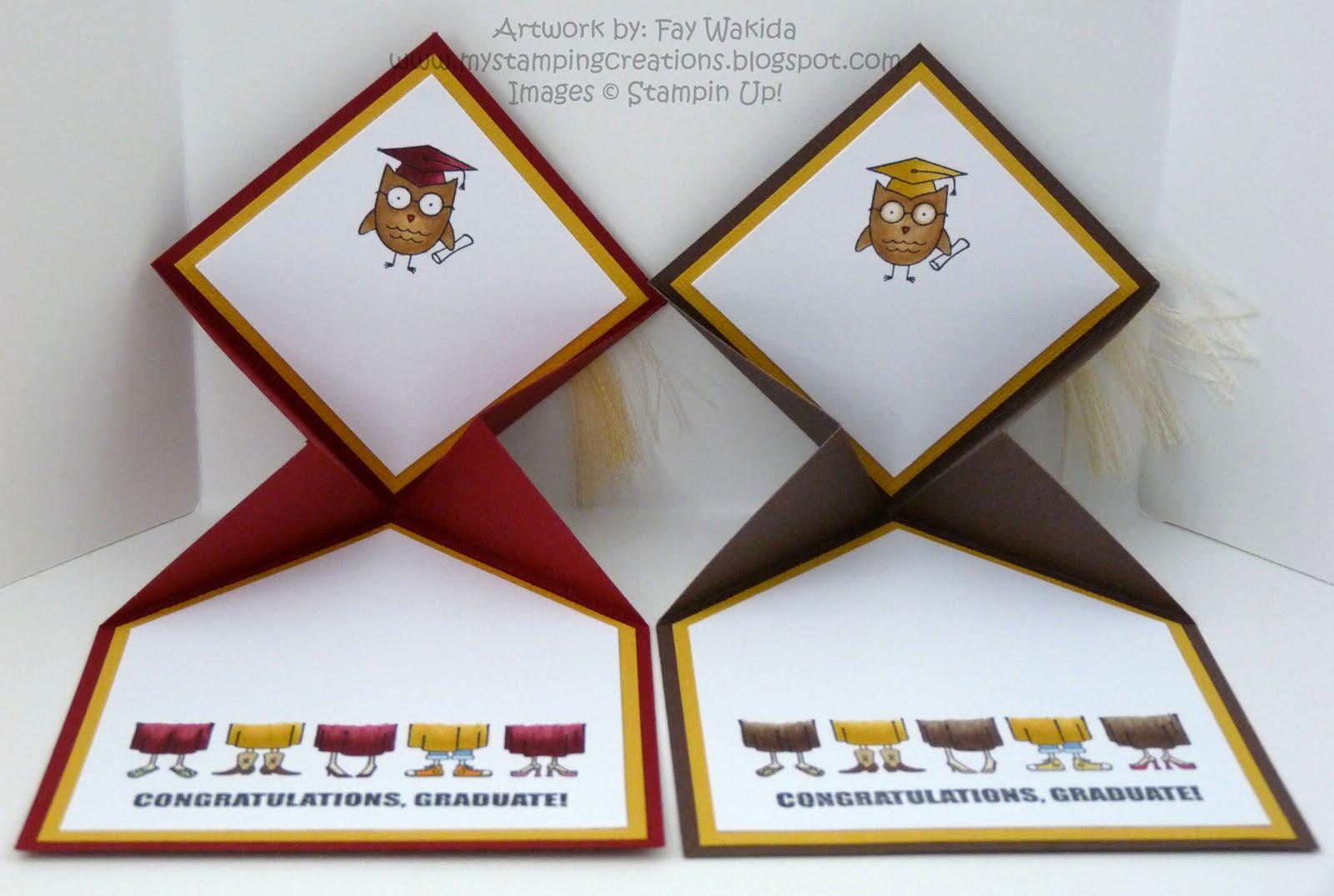 Graduation Cap Card — Crafthubs